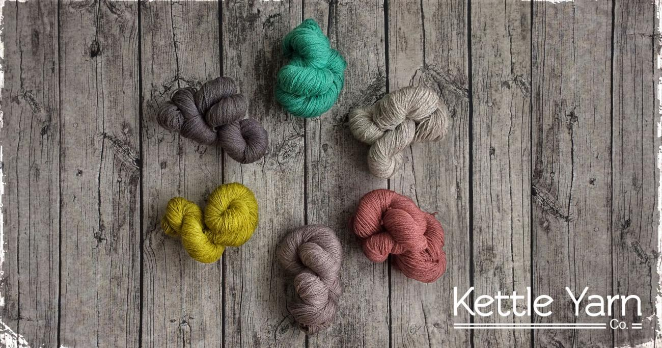 Kettle Yarn Co.