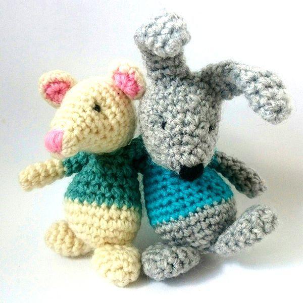 Adorable Amigurumi Free E-Book Guide - Crochet News | 600x600