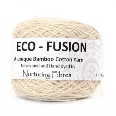 Nurturing Fibres: Eco-Fusion – Vanilla
