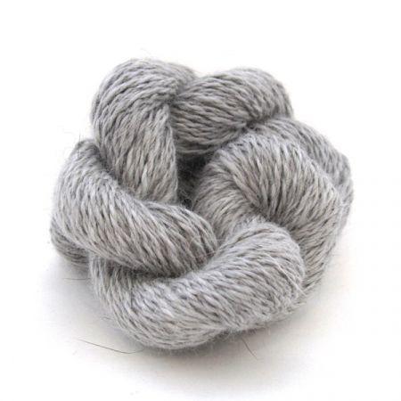 Annas Angora: Annas Angora 4Ply – Mid Grey
