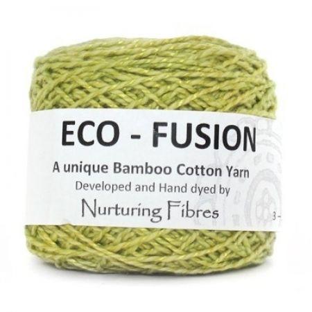 Nurturing Fibres: Eco-Fusion – Lime