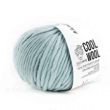 BettaKnit: Cool Wool – Aquamarine