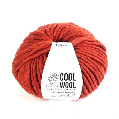 BettaKnit: Cool Wool – Brandy