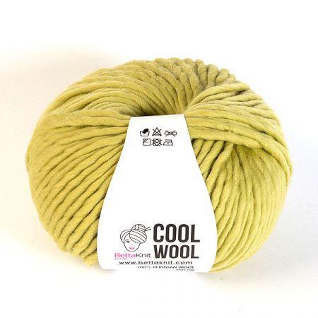 BettaKnit: Cool Wool – Light Green