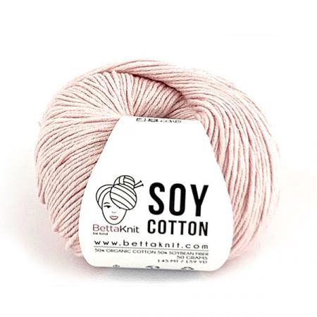 BettaKnit: Soy Cotton – Cinderella