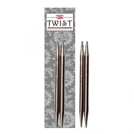 ChiaoGoo: Twist Red Lace Interchangeable Needle Tips 10cm
