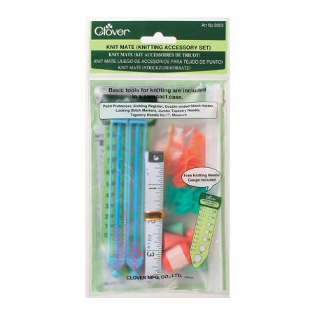 Clover: Knitmate – Knitting Accessories Set