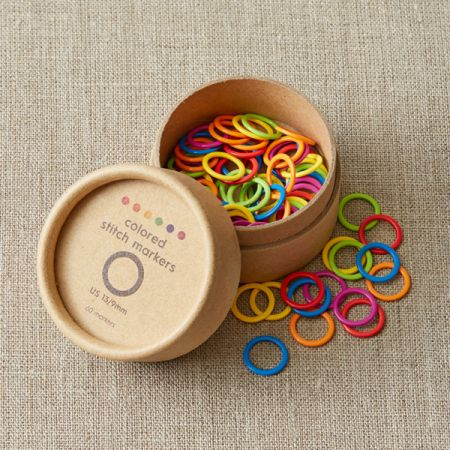 Cocoknits: Coloured Stitchmarkers