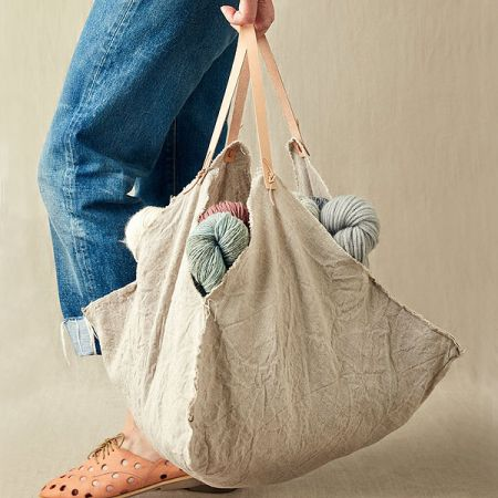 Cocoknits: Four Corner Bag Large