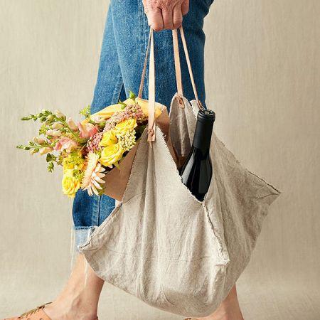 Cocoknits: Four Corner Bag Medium
