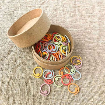 Cocoknits: Split Ring Stitch Markers