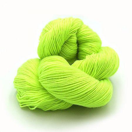 CoopKnits: Socks Yeah! Neon – 1001 Helium
