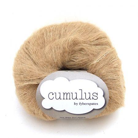 Fyberspates: Cumulus – Camel 912