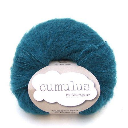 Fyberspates: Cumulus – Teal 904