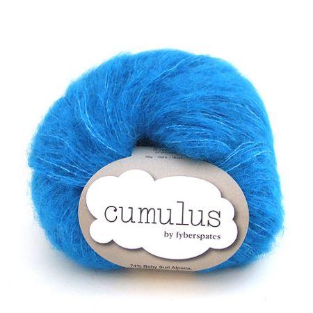 Fyberspates: Cumulus – Turquoise 906