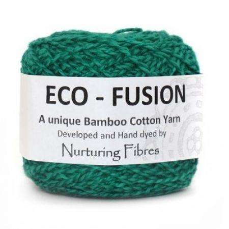 Nurturing Fibres: Eco-Fusion – Emerald
