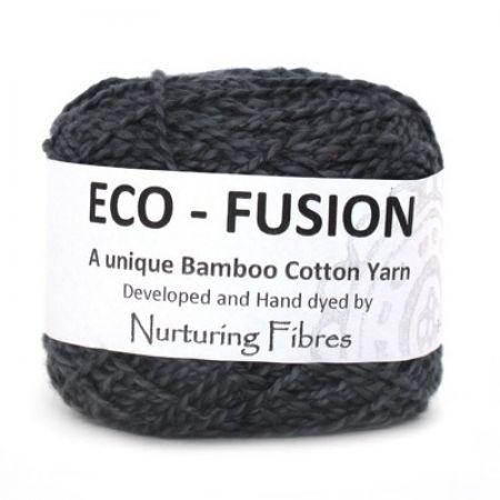 Nurturing Fibres: Eco-Fusion – Charcoal