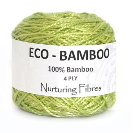 Nurturing Fibres: Eco-Bamboo – Lime