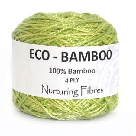 Nurturing Fibres: Eco-Bamboo – Lime