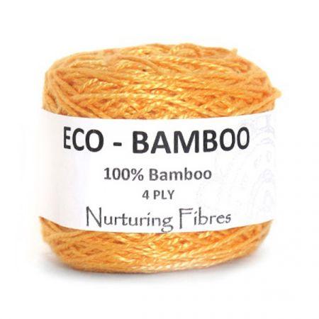 Nurturing Fibres: Eco-Bamboo – Sunglow