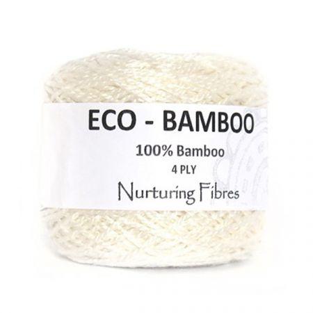 Nurturing Fibres: Eco-Bamboo – Vanilla