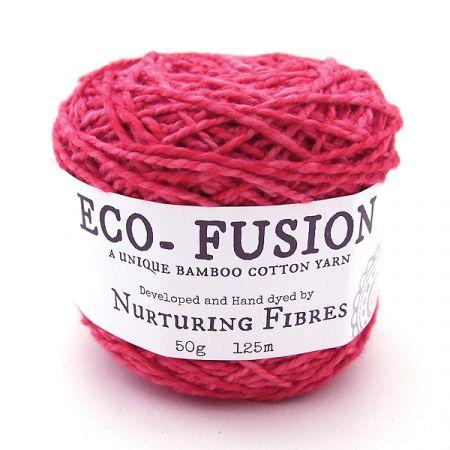 Nurturing Fibres: Eco-Fusion – Ruby Pink