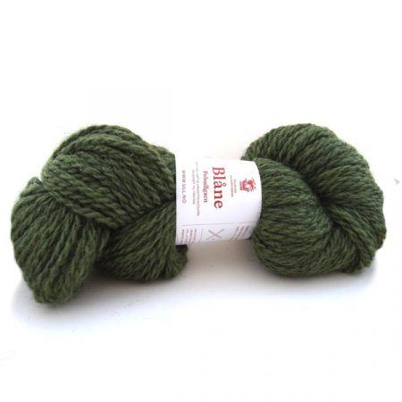 Hillesvåg Ullvarefabrikk: Blåne – Olivengrønn 2118