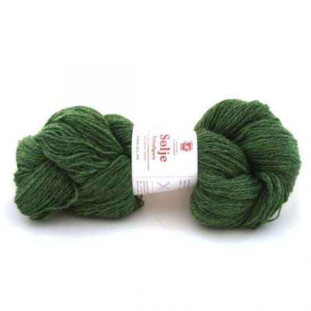 Hillesvåg Ullvarefabrikk: Sølje – Gressgrønn 2134