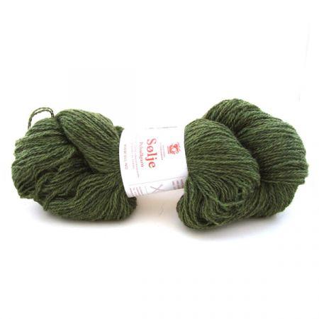 Hillesvåg Ullvarefabrikk: Sølje – Olivengrønn 2118