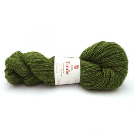 Hillesvåg Ullvarefabrikk: Tinde – Gressgrønn 2134