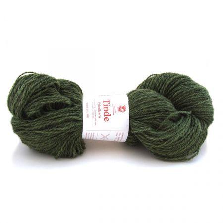 Hillesvåg Ullvarefabrikk: Tinde – Olivengrønn 2118