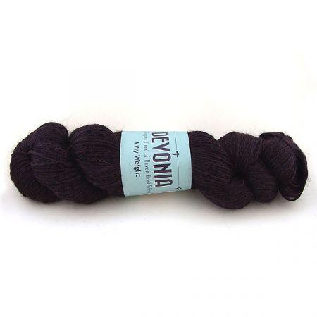 John Arbon Textiles: Devonia 4Ply – Cinder Glow