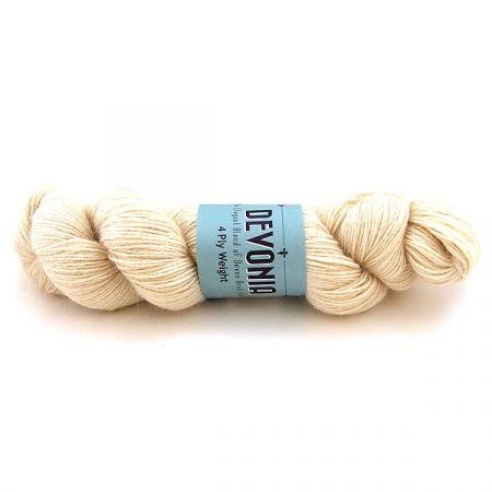John Arbon Textiles: Devonia 4Ply – Devonia Cream