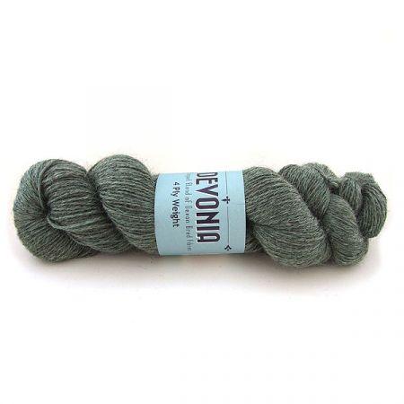 John Arbon Textiles: Devonia 4Ply – Sage Sprig