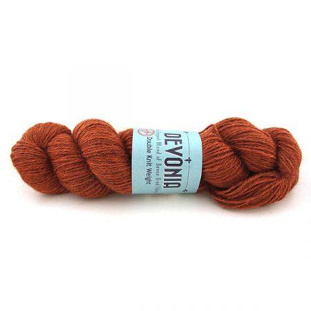 John Arbon Textiles: Devonia DK – Amber Blaze