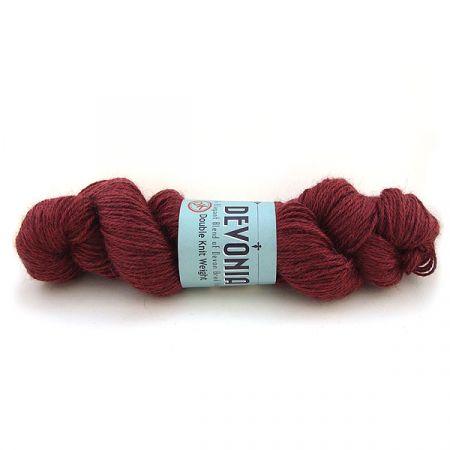 John Arbon Textiles: Devonia DK – Bleeding Heart