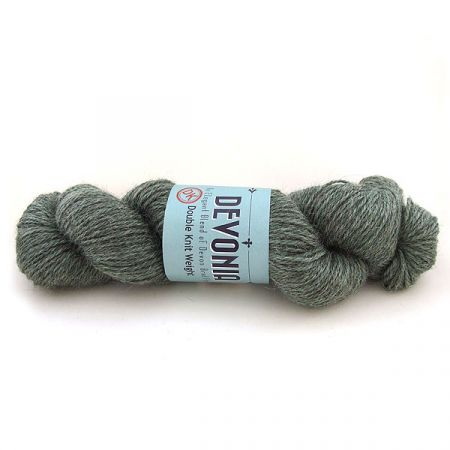 John Arbon Textiles: Devonia DK – Sage Sprig