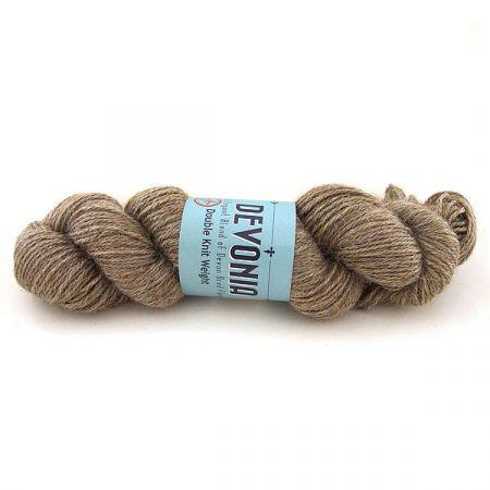 John Arbon Textiles: Devonia DK – Sandbar