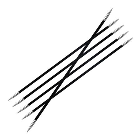 KnitPro: Karbonz Double Pointed Needles 15cm