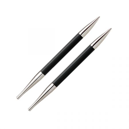 KnitPro: Karbonz Short Interchangeable Needle Tips