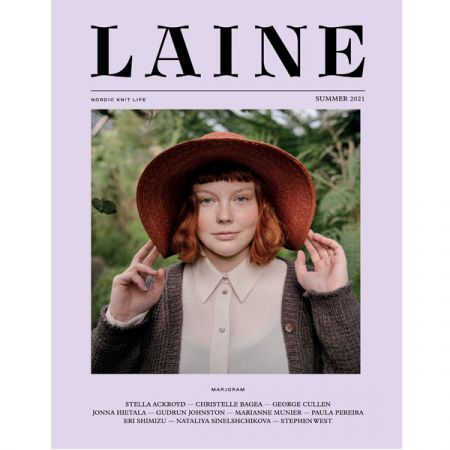 Laine – Nordic Knit Life – Issue Eleven