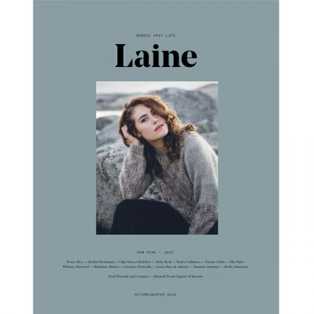 Laine – Nordic Knit Life – Issue Nine