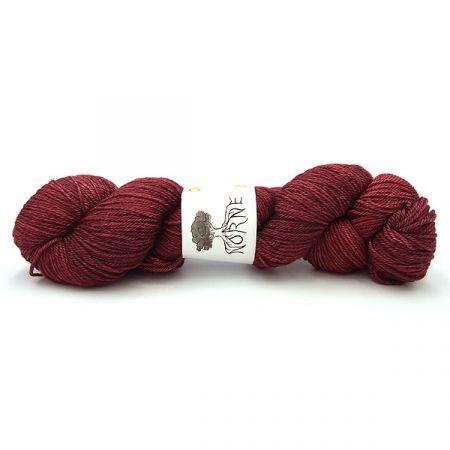 Norne Yarn: BFL / Silk / Cashmere Fingering - Darradarljod