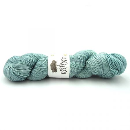 Norne Yarn: BFL / Silk / Cashmere Fingering - Fimbul Winter
