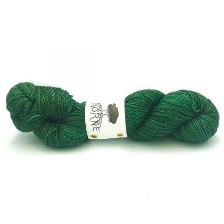 Norne Yarn: BFL / Silk / Cashmere Fingering - Hoddmime's Forest