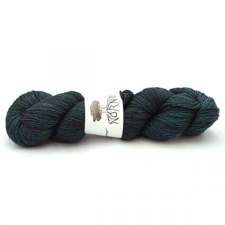 Norne Yarn: BFL / Silk / Cashmere Fingering - Midgardsormr