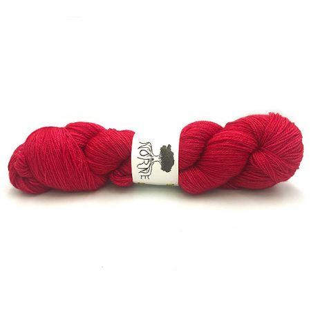 Norne Yarn: BFL / Silk / Cashmere Fingering - Valkyrie