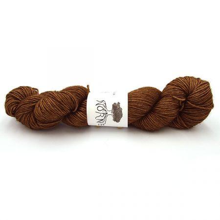 Norne Yarn: Merino / Silk / Yak DK - Dragon Gold