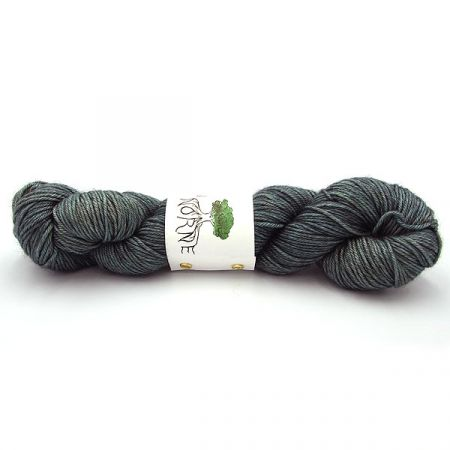 Norne Yarn: Merino / Silk / Yak DK - Ice One Night Old