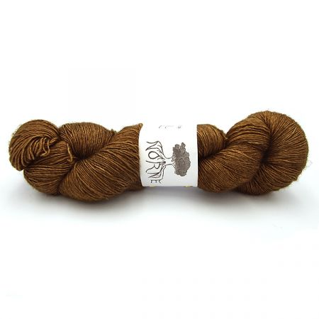 Norne Yarn: Merino / Silk / Yak Singles - Dragon Gold